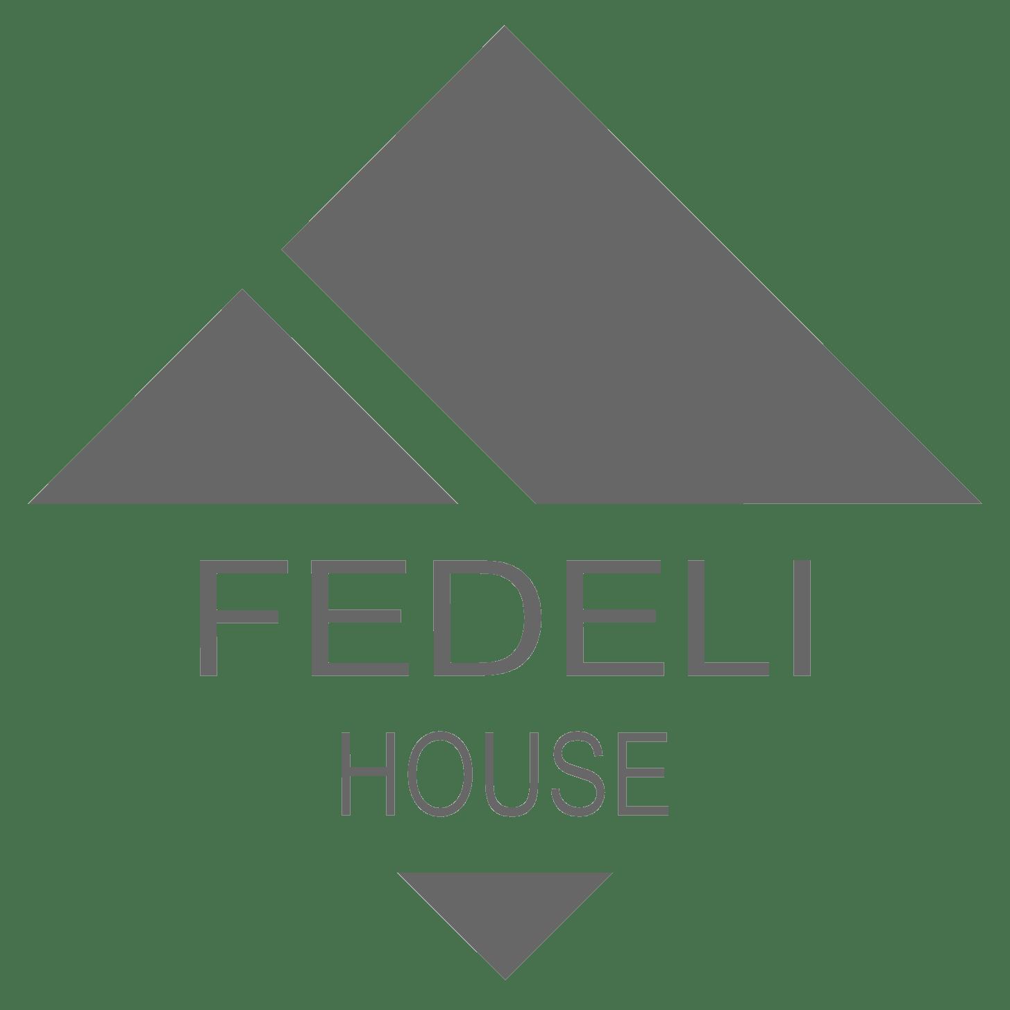 Logo FedeliHouse