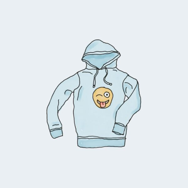 hoodie with logo 2 1
